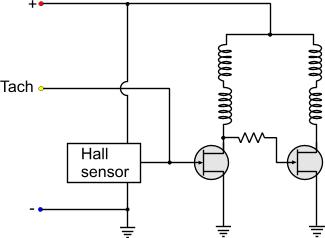 storing op rpm signaal fan van pwm - modding, mechanica ... flink wiring diagram ipod usb wiring diagram