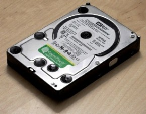 Western Digital WD 1TB GP
