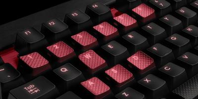 De Vengeance K70 keycaps zijn ook bruikbaar op de K95 RGB.