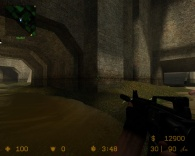 Counter Strike: Source in 4:3