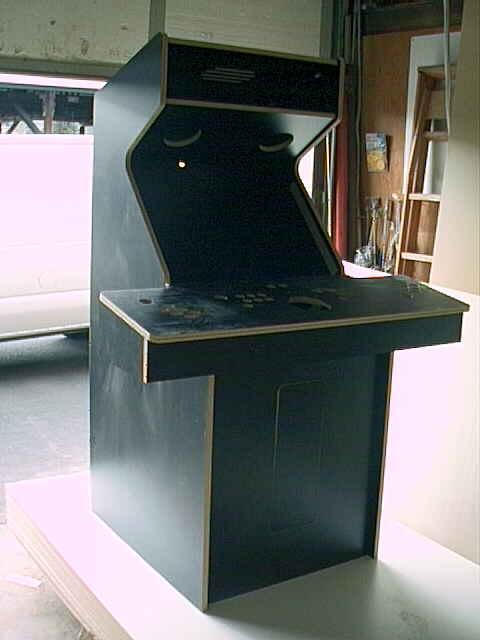 Eigen Arcade Kast Bouwen Hardware Spielerij Algemeen Got