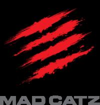 Het Mad Catz logo.