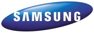 Het Samsung logo