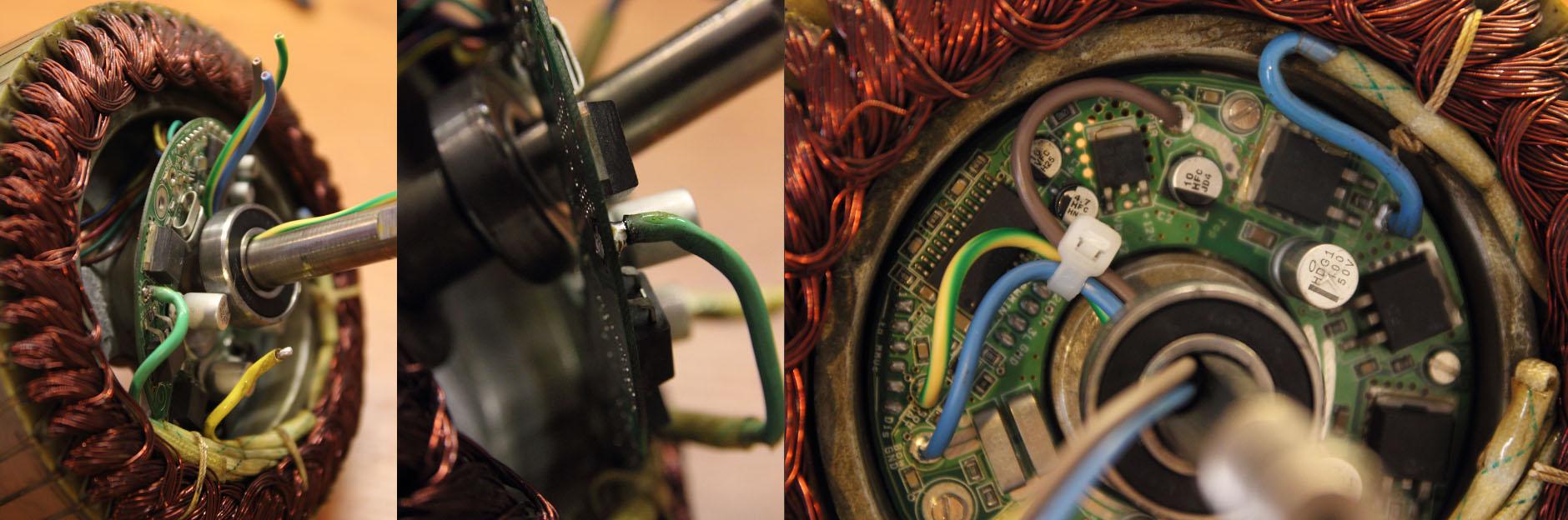 Als ik mijn fiets nou in elkaar kon solderen...