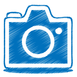http://icons.iconarchive.com/icons/double-j-design/origami-colored-pencil/256/blue-camera-icon.png