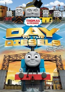 Thomas & Friends: Day of the Diesels (2011)