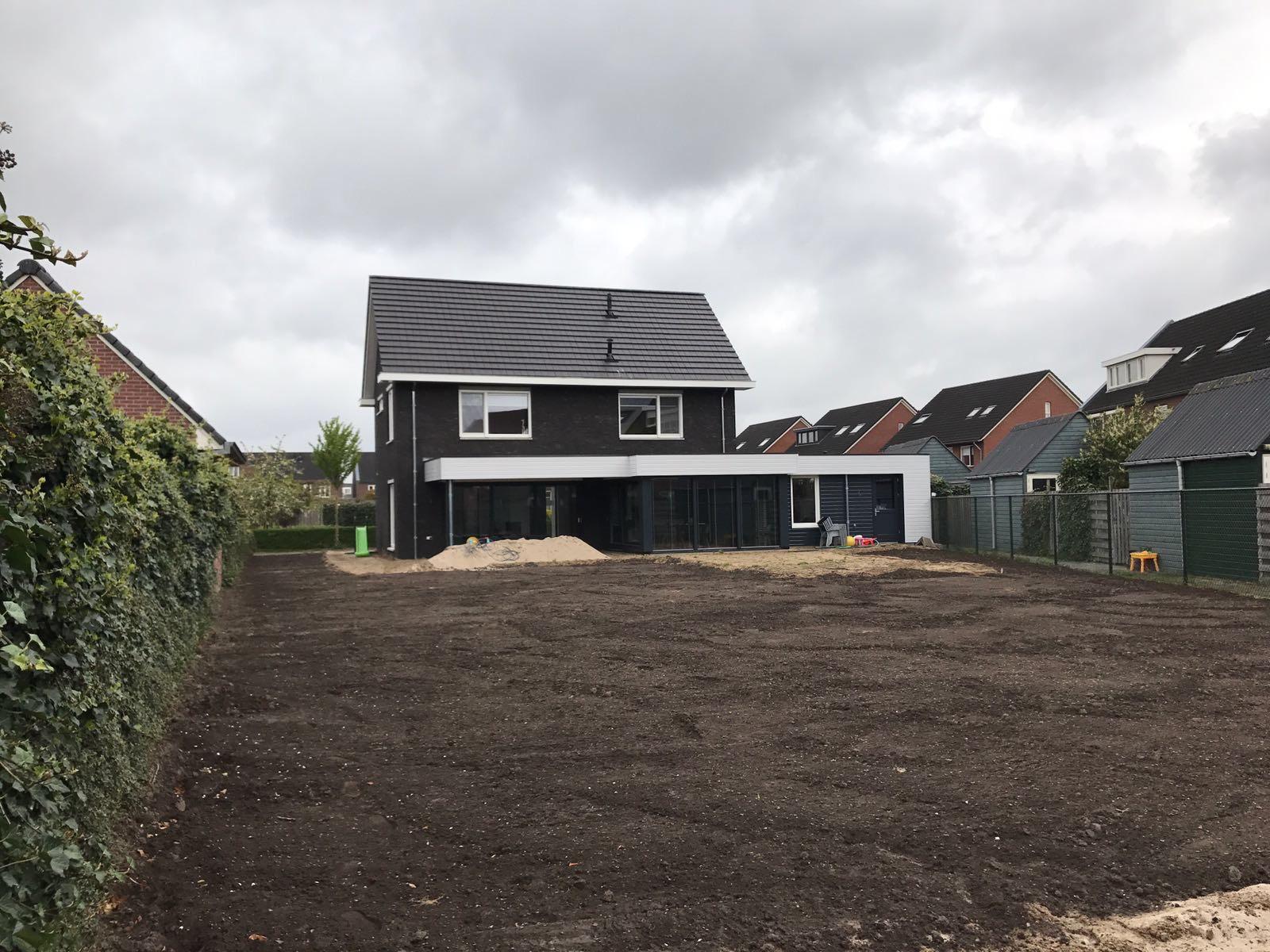 Wat kost een huis bouwen zonder grond jelte glas with wat for Wat kost bouwen huis