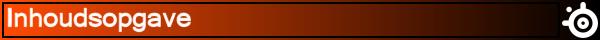Je kunt terugkeren naar de inhoudsopgave door op één van de titelbalken te klikken.